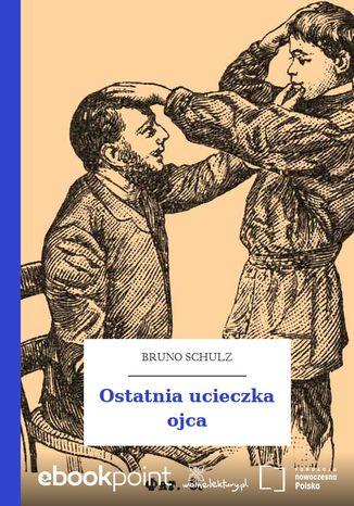 Okładka książki Ostatnia ucieczka ojca