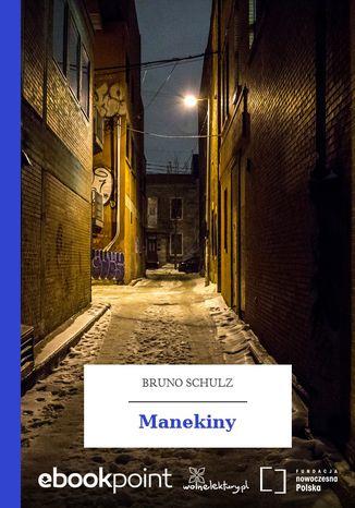 Okładka książki Manekiny