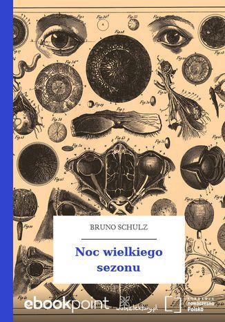 Okładka książki/ebooka Noc wielkiego sezonu