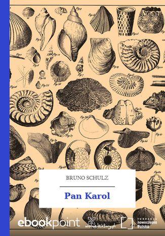 Okładka książki Pan Karol