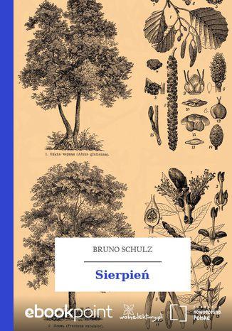 Okładka książki Sierpień