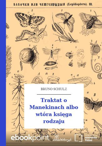 Okładka książki Traktat o Manekinach albo wtóra księga rodzaju