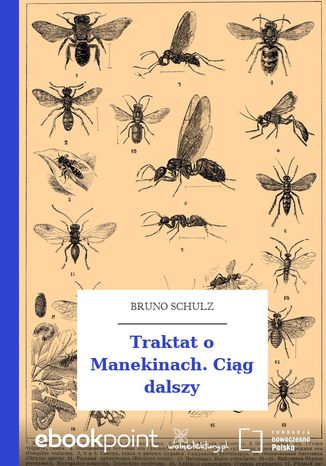Okładka książki/ebooka Traktat o Manekinach. Ciąg dalszy