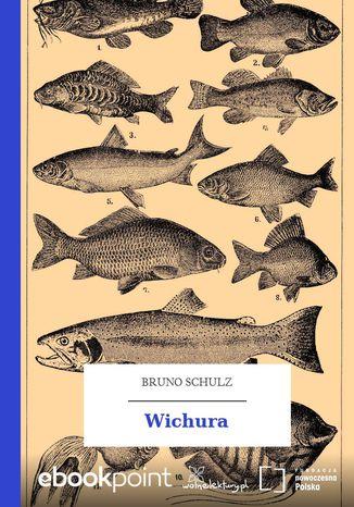 Okładka książki Wichura
