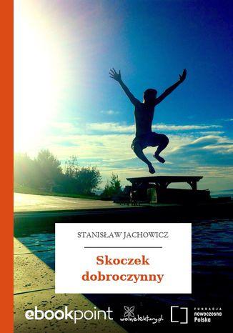 Okładka książki Skoczek dobroczynny