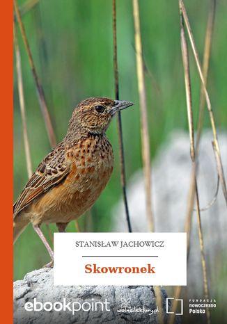 Okładka książki Skowronek