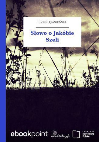 Okładka książki Słowo o Jakóbie Szeli