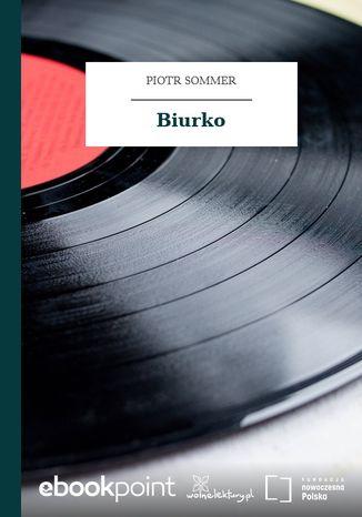 Okładka książki Biurko