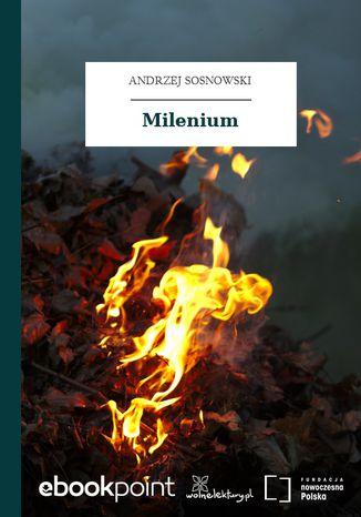 Okładka książki Milenium
