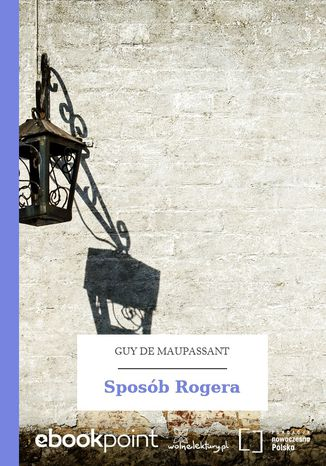 Okładka książki Sposób Rogera