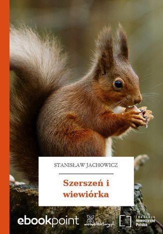 Okładka książki Szerszeń i wiewiórka