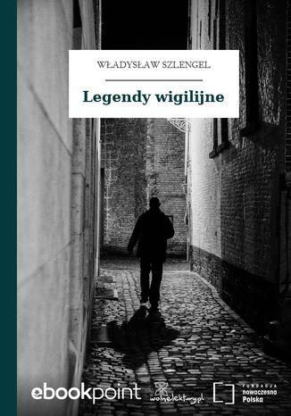 Okładka książki Legendy wigilijne