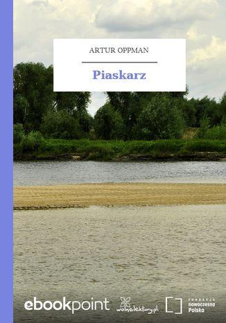 Okładka książki Piaskarz