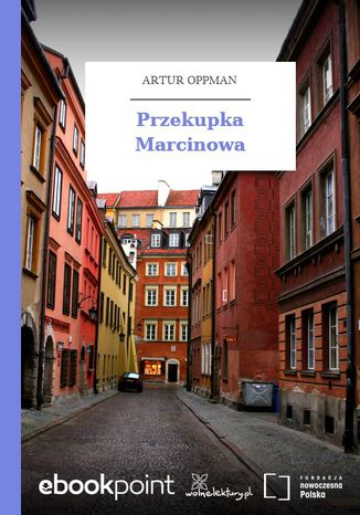 Okładka książki/ebooka Przekupka Marcinowa