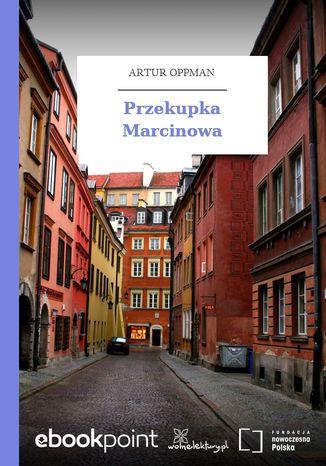Okładka książki Przekupka Marcinowa