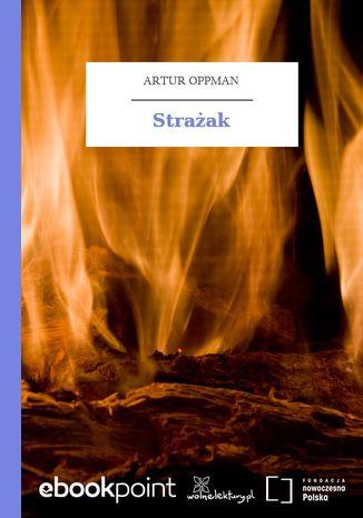 Okładka książki Strażak