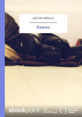 Okładka książki Szewc