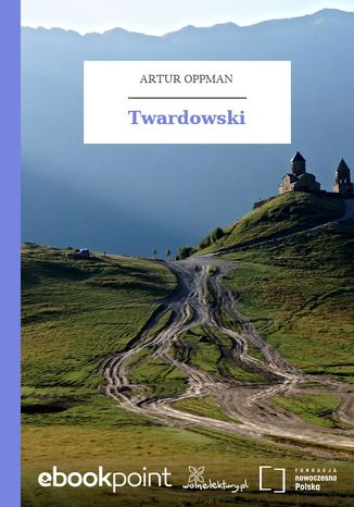 Okładka książki/ebooka Twardowski
