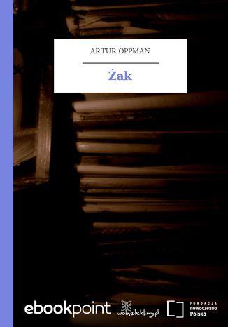 Okładka książki/ebooka Żak