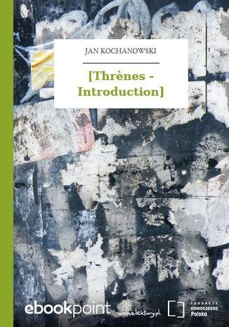 Okładka książki [Thrnes - Introduction]