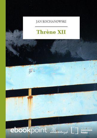 Okładka książki Thrne XII