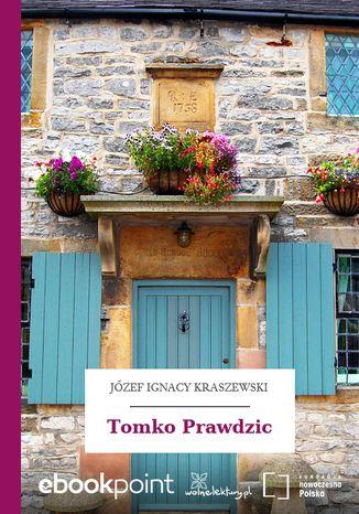 Okładka książki Tomko Prawdzic