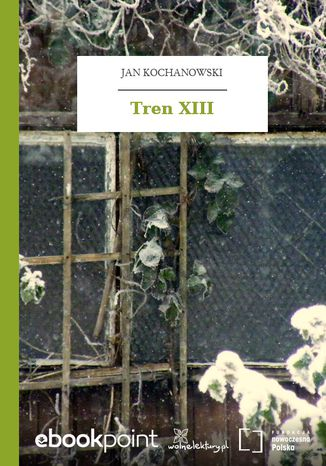 Okładka książki Tren XIII