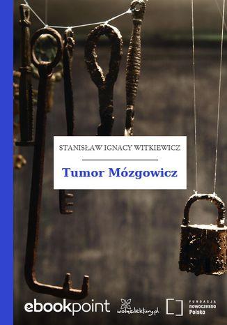 Okładka książki Tumor Mózgowicz