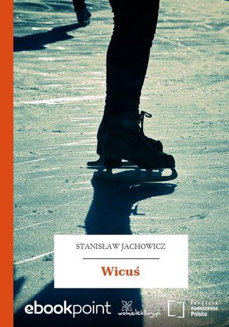 Okładka książki/ebooka Wicuś