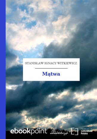 Okładka książki/ebooka Mątwa