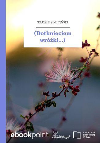 Okładka książki/ebooka (Dotknięciem wróżki...)