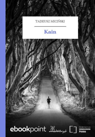 Okładka książki/ebooka Kain