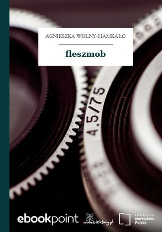 Okładka książki/ebooka fleszmob