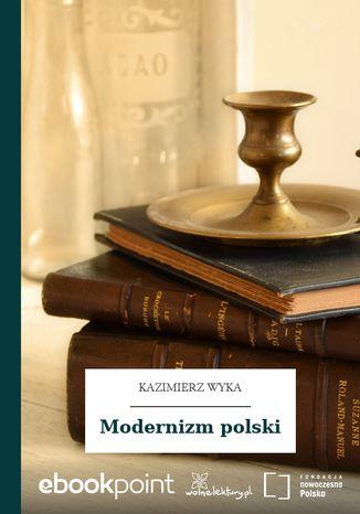 Okładka książki/ebooka Modernizm polski