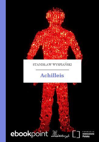 Okładka książki Achilleis