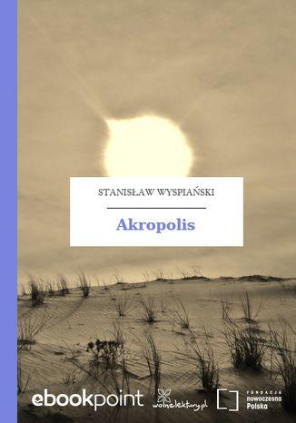 Okładka książki Akropolis