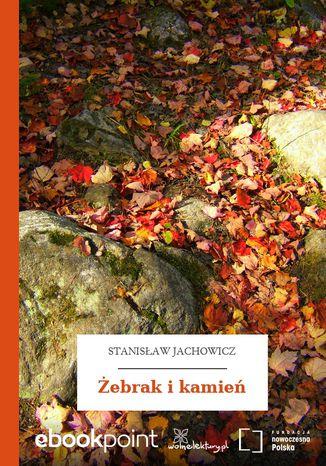Okładka książki Żebrak i kamień