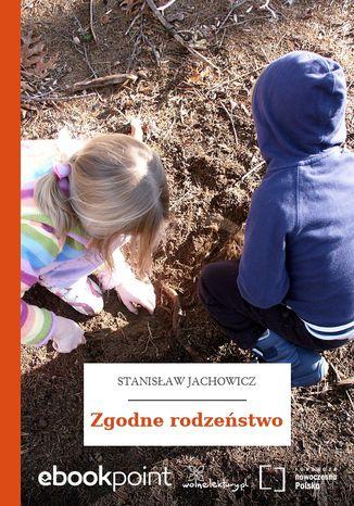 Okładka książki Zgodne rodzeństwo