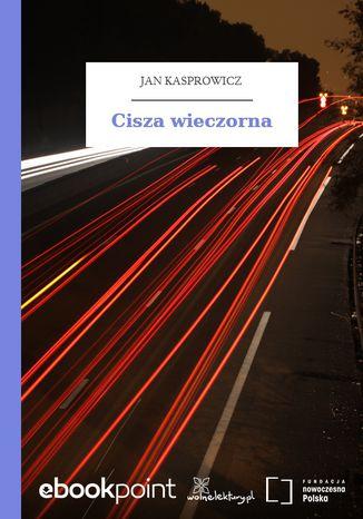 Okładka książki/ebooka Cisza wieczorna