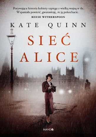 Okładka książki Sieć Alice