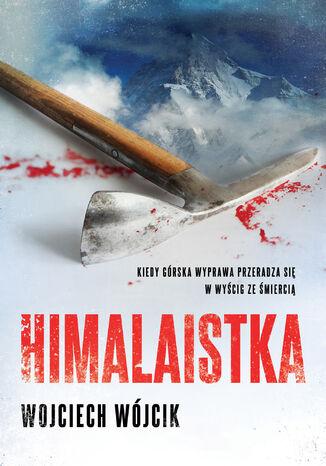 Okładka książki Himalaistka