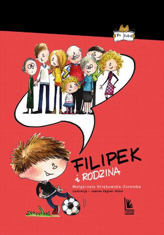 Okładka książki/ebooka Filipek i rodzina