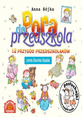 Okładka książki/ebooka Posłuchajki. Pora do przedszkola