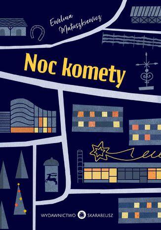 Okładka książki/ebooka Noc komety