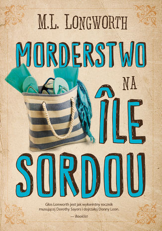 Okładka książki Verlaque i Bonnet na tropie (Tom 4). Morderstwo na Ile Sordou