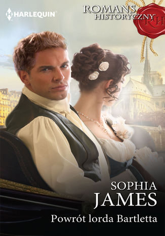 Okładka książki Powrót lorda Bartletta