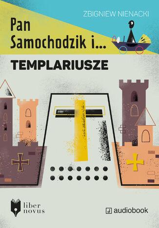 Okładka książki/ebooka Pan Samochodzik i templariusze