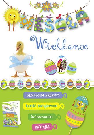 Okładka książki Wesoła Wielkanoc