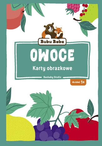 Okładka książki/ebooka Karty obrazkowe. Owoce
