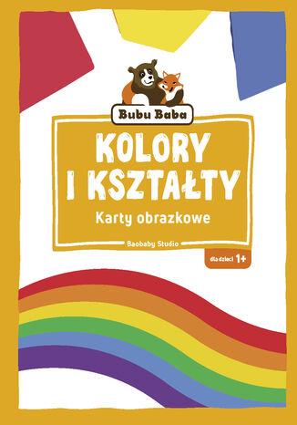 Okładka książki Karty obrazkowe. Kolory